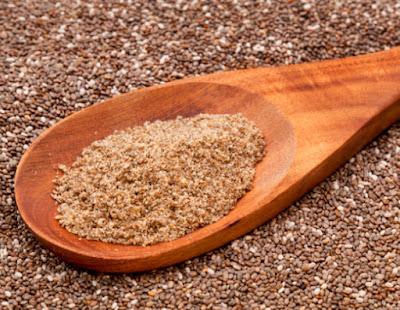 Benefícios da farinha de chia