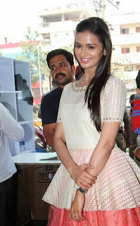 Actress Meenakshi Dixit Latest Pictures at Yes Mart Launch  50.jpg