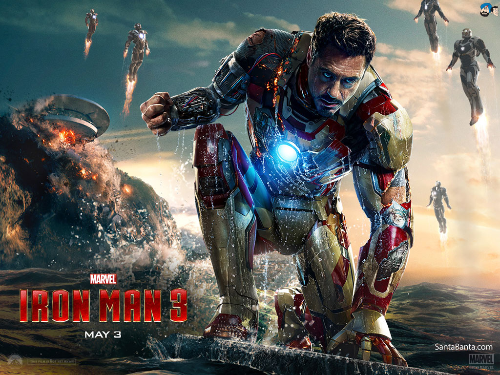 Download Film Iron Man 3