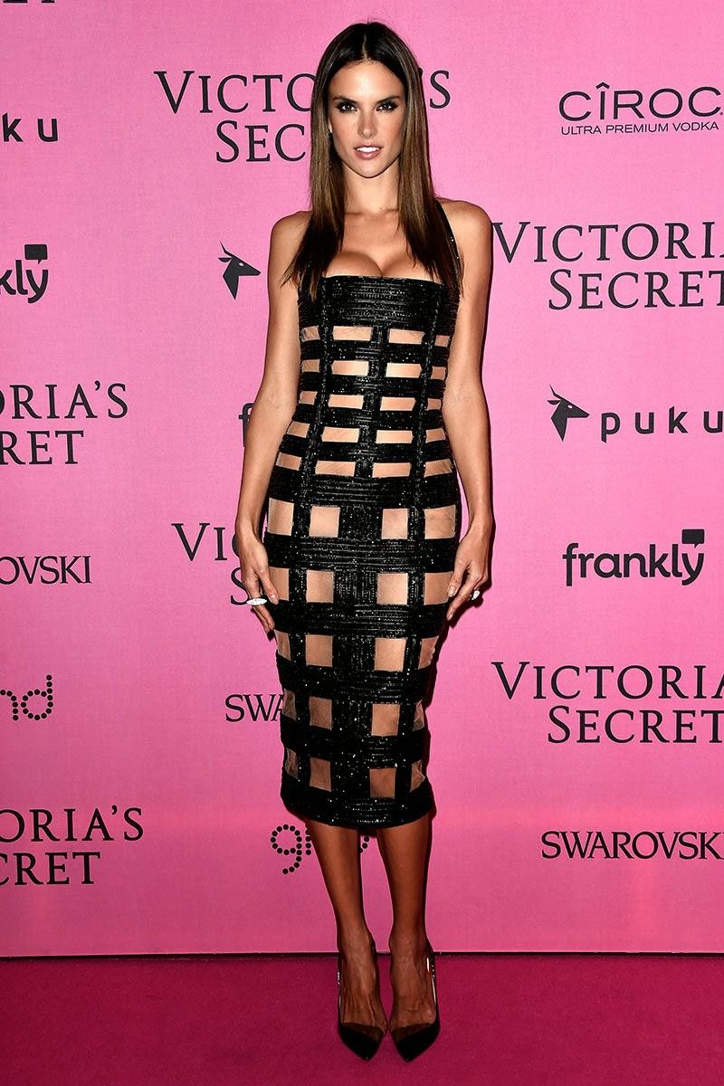Modas y Modelos: Vestidos de fiesta de Victoria Secret