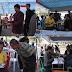 #PoskoMudikPKS Jatim Sediakan Opor dan Buku Cinta PKS Gratis