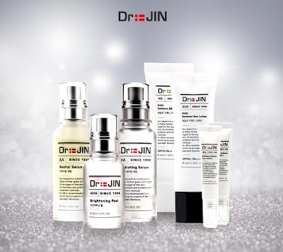 kosmetik korea - dr.jin