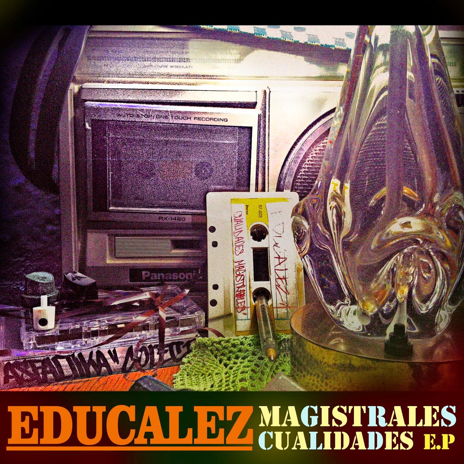 Educalez - Magistrales Cualidades E.P 2014