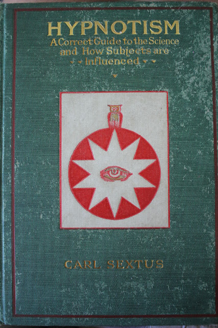 """Carl Sextus """"Hypnotism"""""""