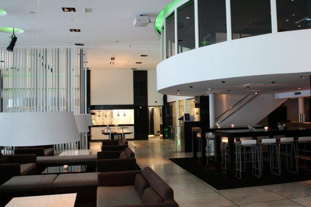 Vestibulo, Nordic Light Hotel en Estocolmo