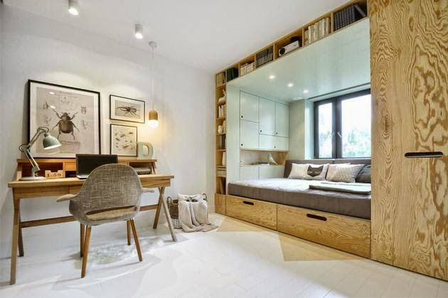 Cool Plywood Interior Design Ideas