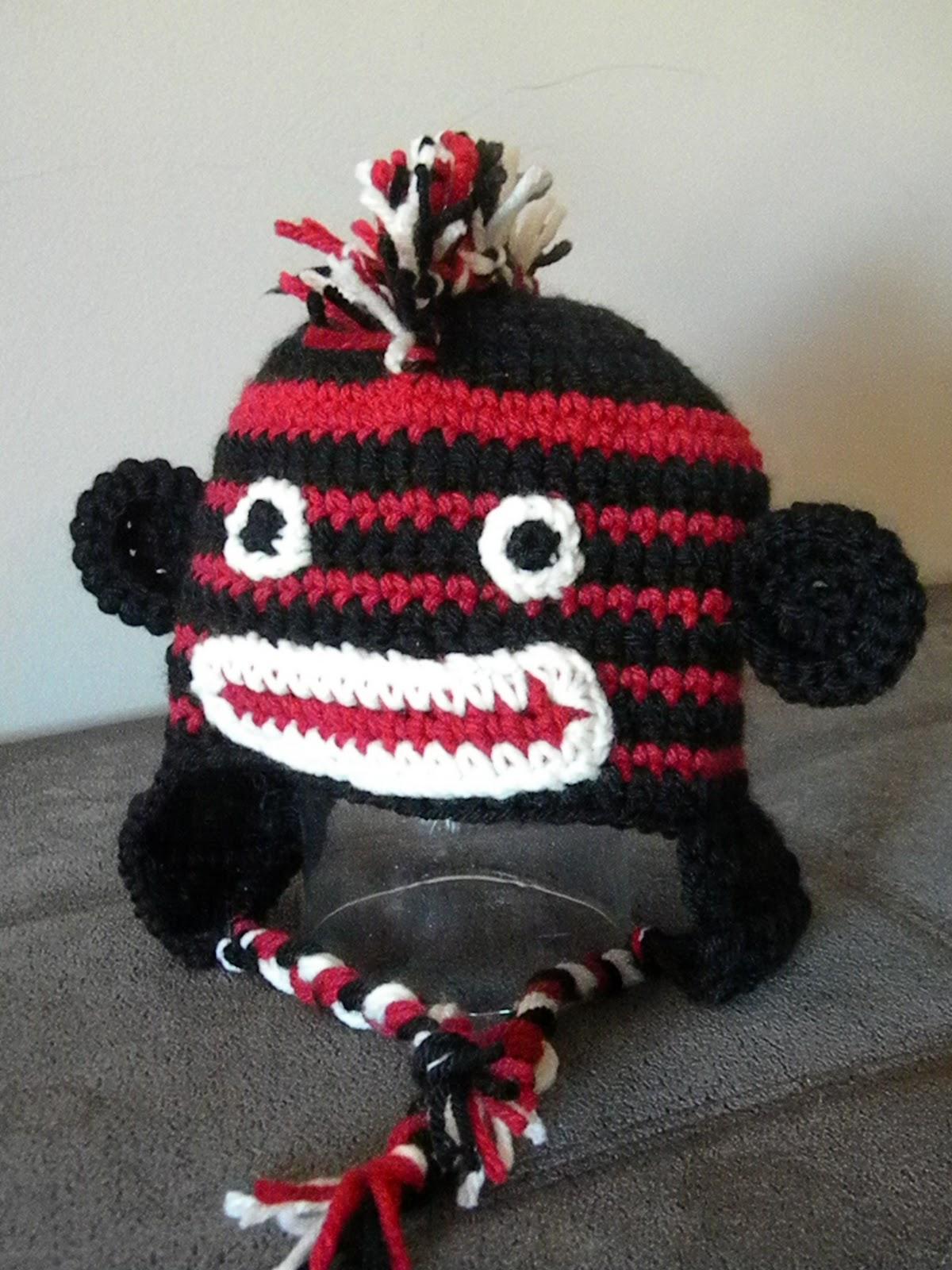 Knotty knotty crochet funky monkey free pattern funky monkey free pattern bankloansurffo Images