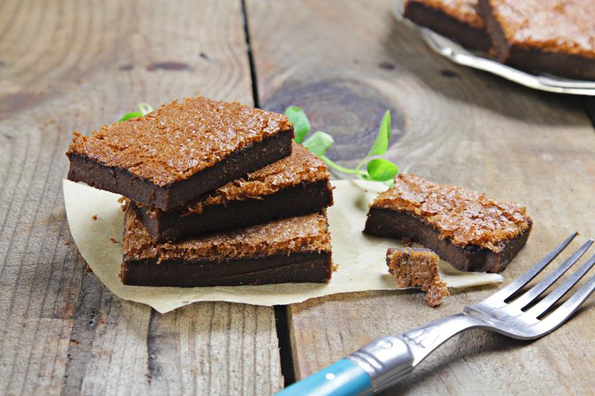 Un soltero en la cocina brownie de 2 ingredientes for Un soltero en la cocina