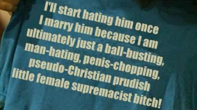 Psycho Bitch T-Shirt