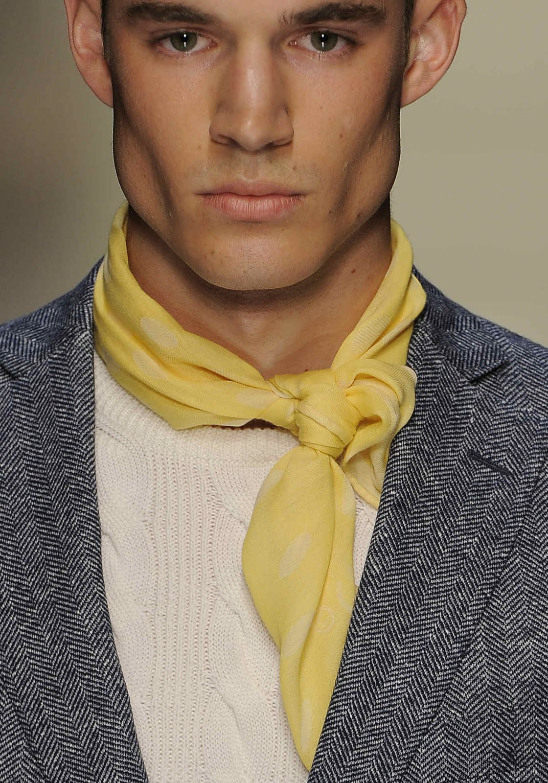 Neckerchief Men S Fashion