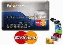 Sign up for payneer dabit card