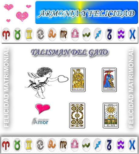 talisman para matrimonios