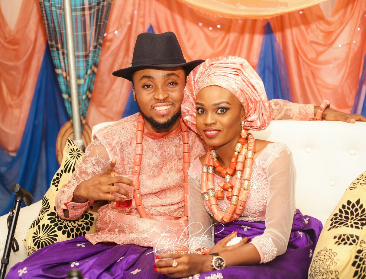 Juliet Jikes: Photos From Sylvia & Nuefy\'s Traditional Wedding