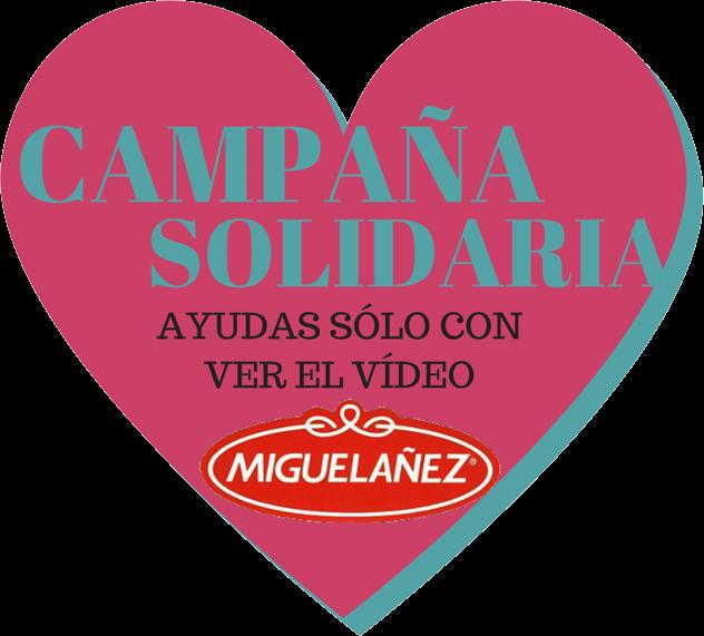 8ª Campaña Solidaria. Contra la leucemia infantil