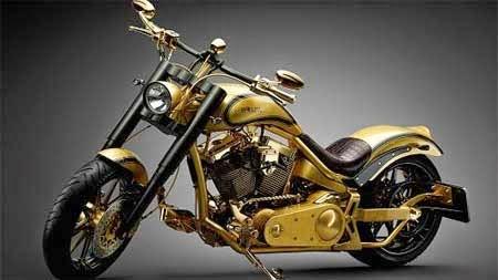Goldfinger Motor Termahal Dunia