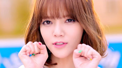 AoA Heart Attack Jimin