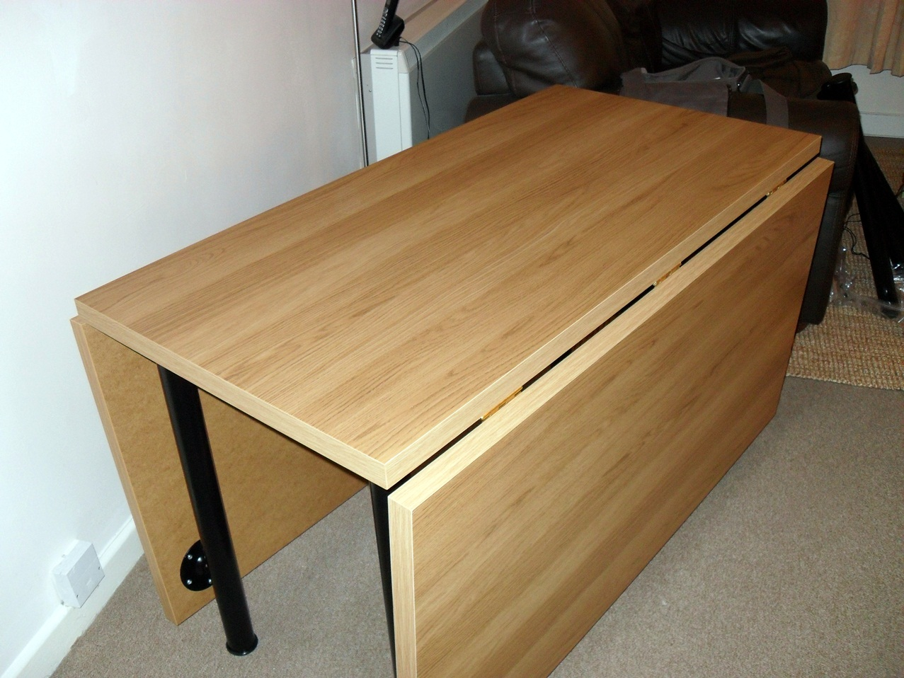 The brazen fist ikea gaming table for Ikea gaming table