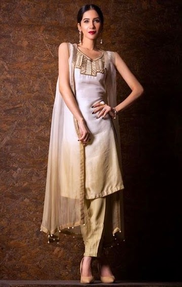 Jeem Luxury Pret Eid Jeckets 2014