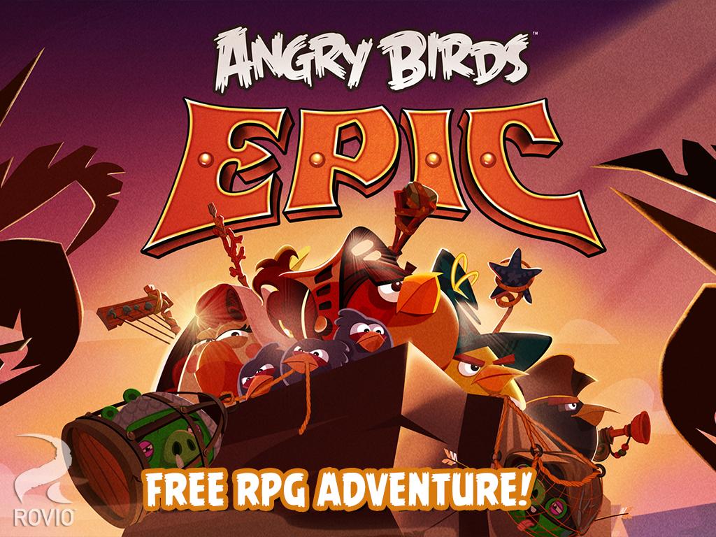 Angry Birds Epic Apk jpquidores