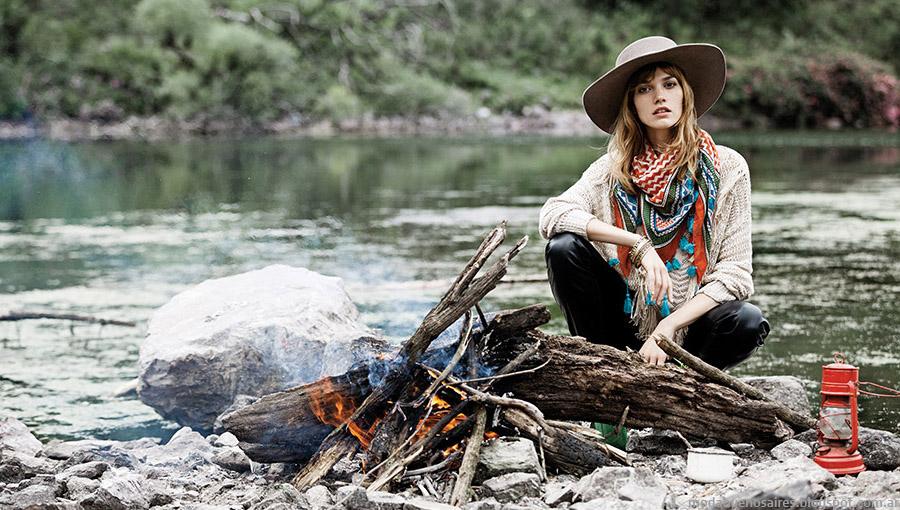 India Style otoño invierno 2015. Moda otoño invierno 2015.