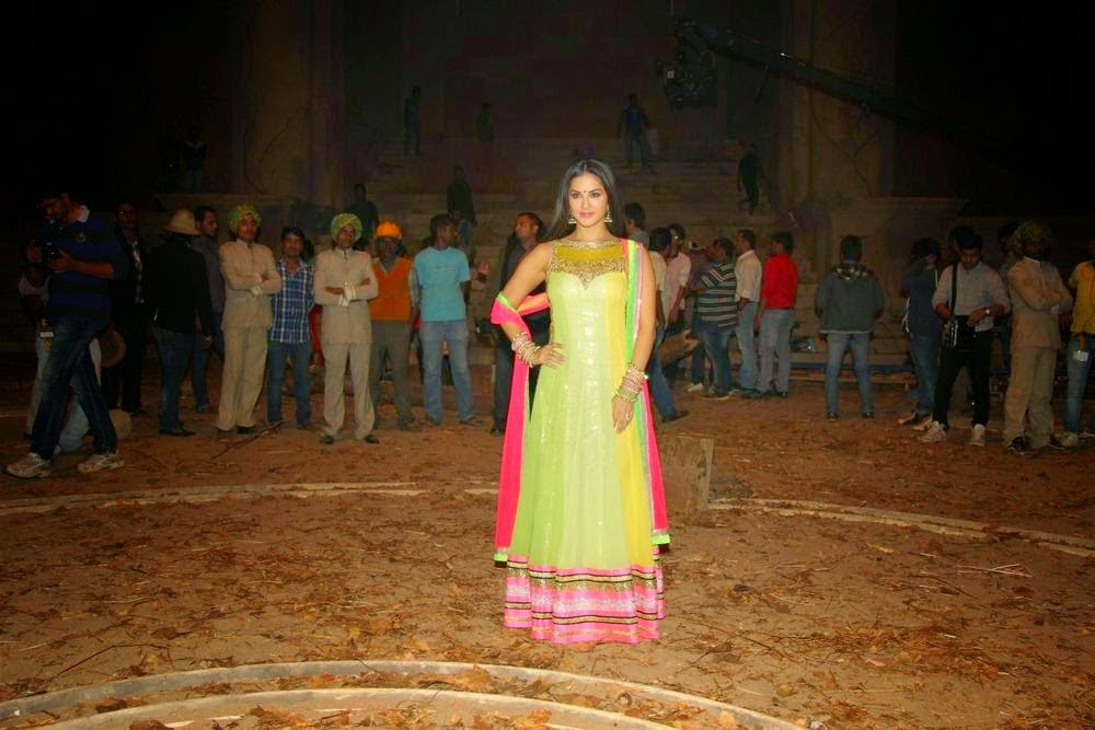 Sunny Leone in Leela Movie
