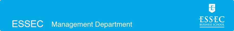 ESSEC Management Department Blog