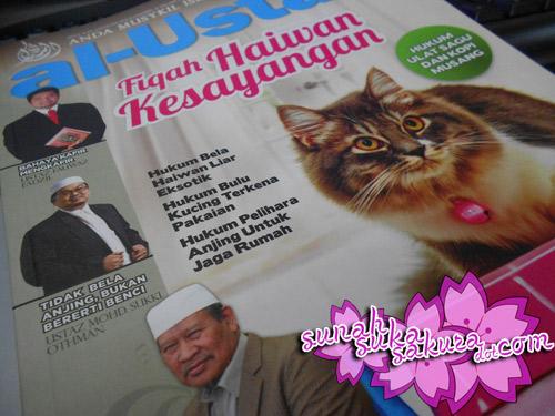 Eh, Ustazah! : Bulu Kucing???