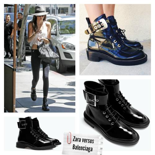 Clones moda otoño 2014 zara balenciaga