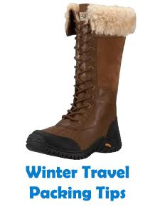 Travel the World: Packing tips for winter travel.