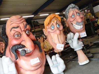 Aalst - Carnavalswerkhallen