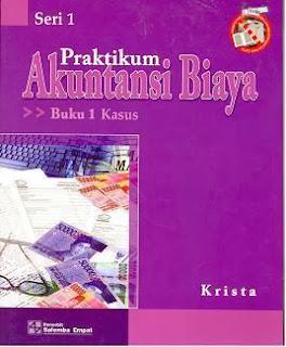 Buku Praktikum Akuntansi Biaya oleh Krista Murah