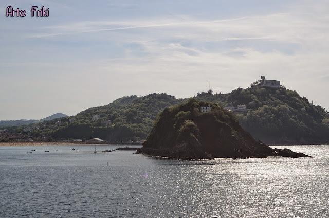 Donostia San Sebastian Acuario La Concha Playa