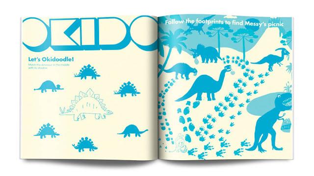 dinosaur magazine