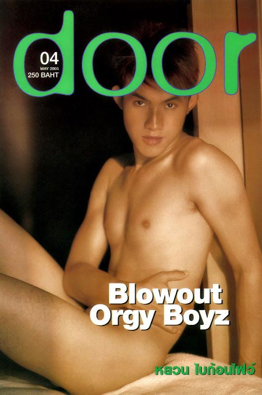 doormini0415 Door Magazine    HOT Thai Guys Naked