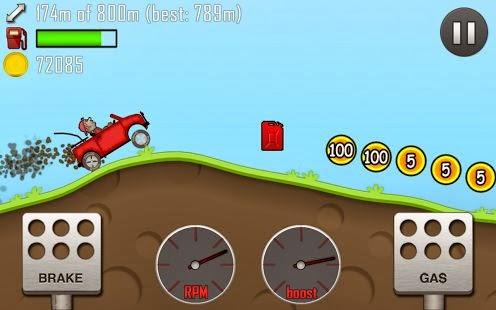 Hill Climb Racing APK Oyun İndir resim 2