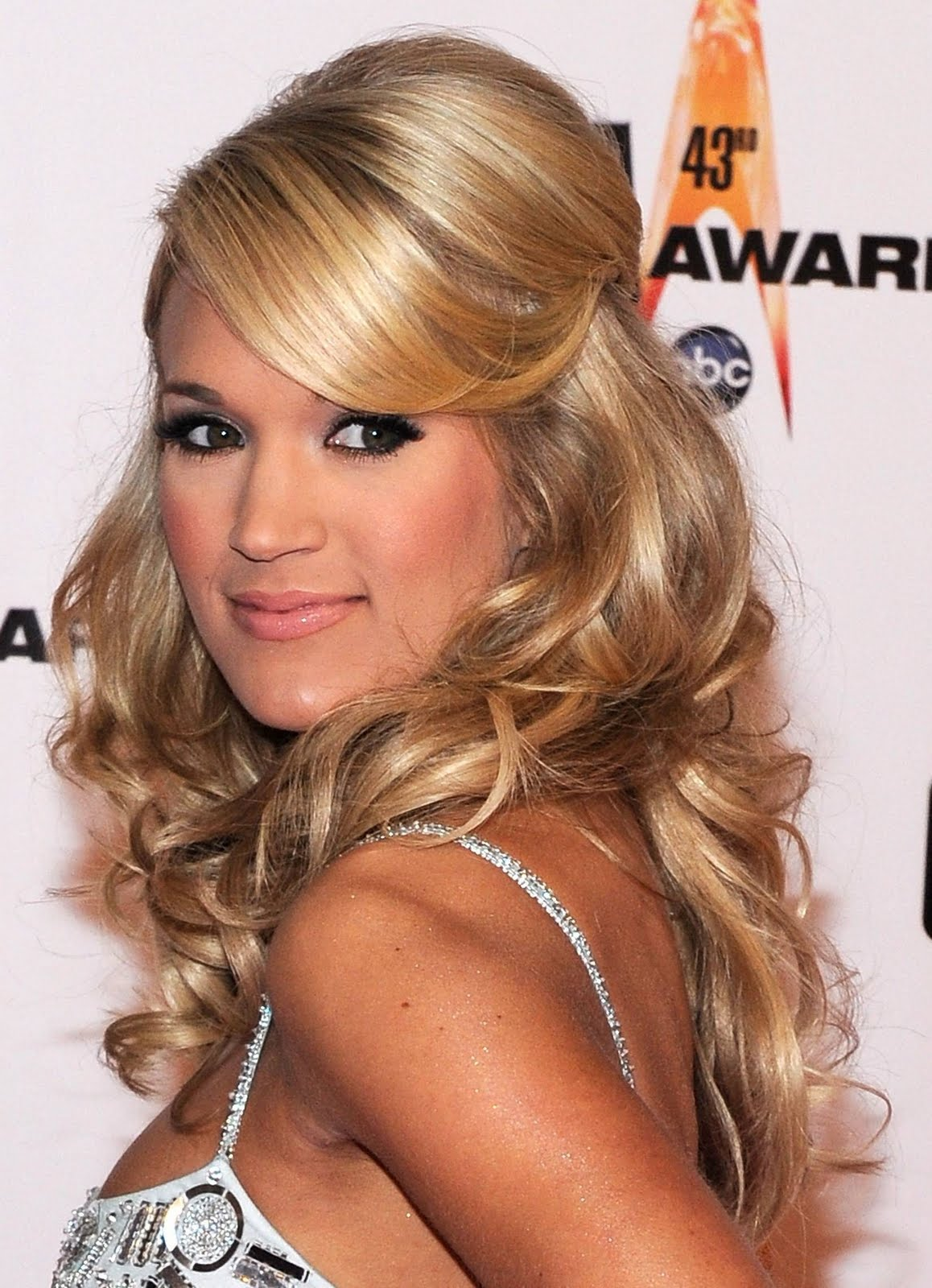 Ponytail Hairstyles 2012 Half Up Half Down Hairstyles For 2012