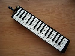 Hooters bandnaam idee - Hohner melodica