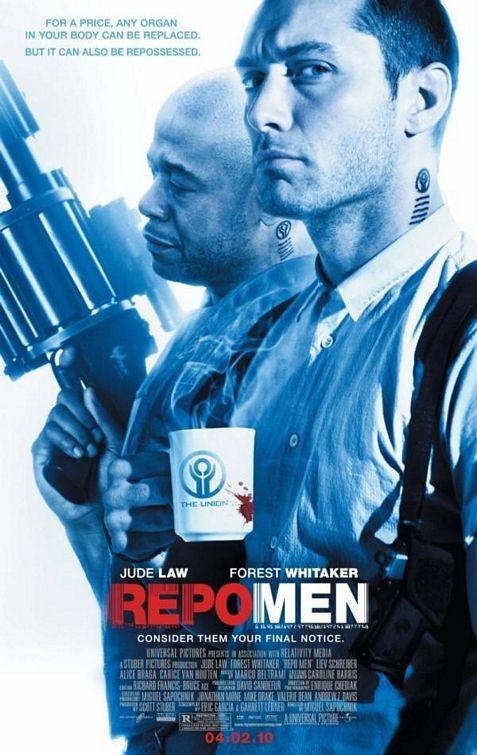 Repo Men หน่วยนรก ล่าผ่าแหลก HD