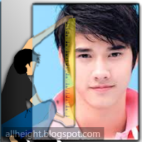 Mario Maurer Height - How Tall