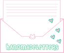 Handmade Letters