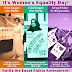 Happy Women's Equality Day - A History