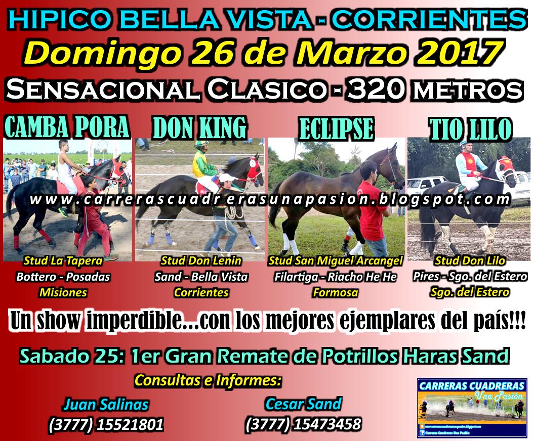BELLA VISTA - CLASICO 320