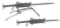 Ksp m/42 medium machine gun MMG