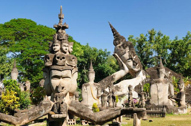 Du lịch Lào-Thái Lan-Udon Thani 3N2Đ giá rẻ từ Hà Nội