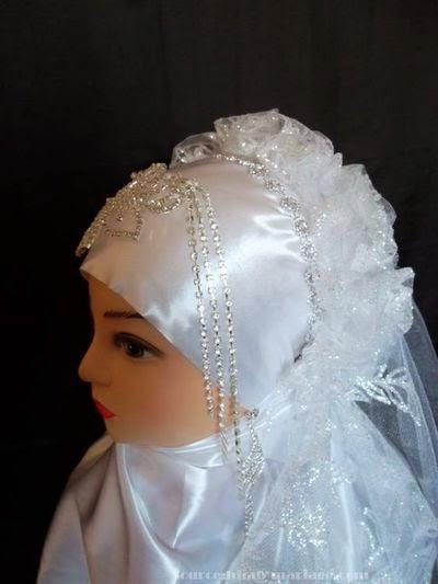 Accessoire pour voile mariée