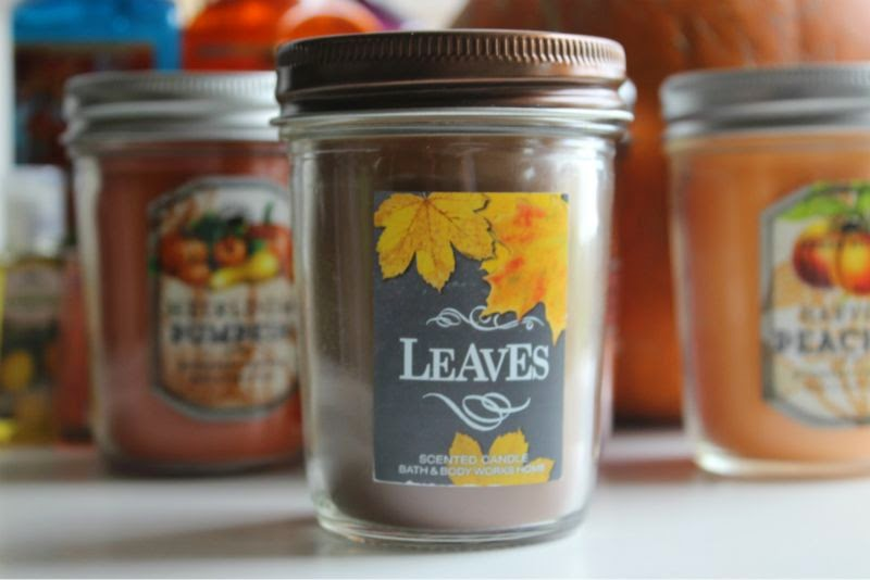 Bath and Body Works Candle Haul UK