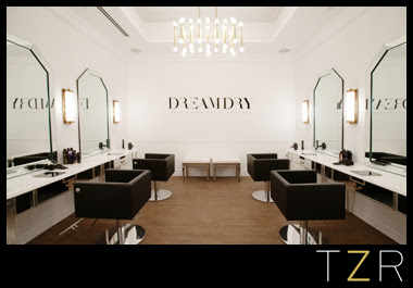 DreamDry, DreamDry salon, Rachel Zoe, salon, Salon and Spa Directory, blowout, hair, blow out
