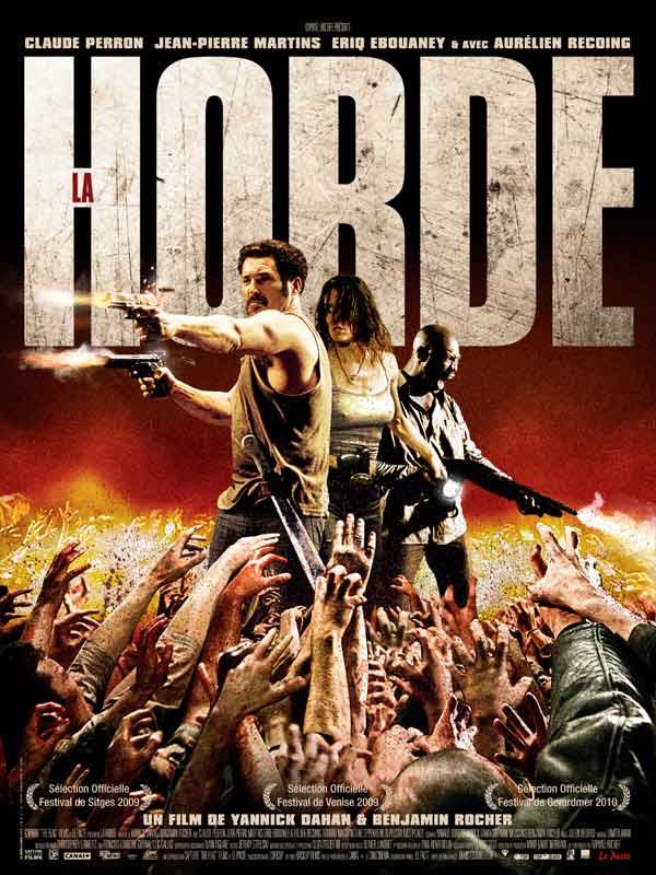 Las 10 películas zombie más taquilleras