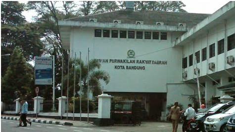 DPDR Kota Bandung Pemilu 2014