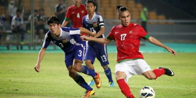 Tim Nasional Indonesia U-19 Paolo Oktavianus Sitanggang